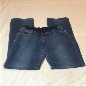 Jessica Simpson Maternity Jeans Sz L